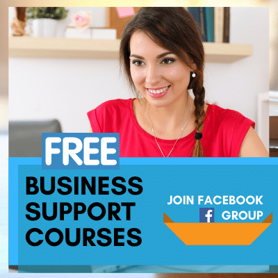 Free Business Support Training